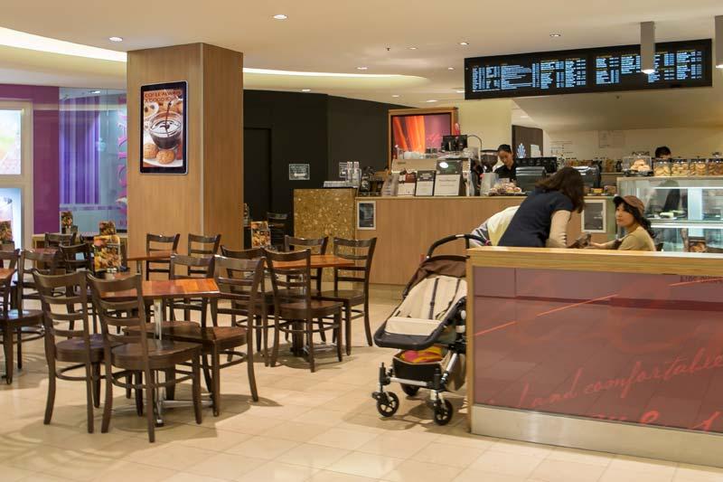Restaurant And Cafe Digital Signage Solution